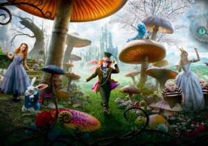 Alice-aux-pays-des-merveilles-de-Tim-
