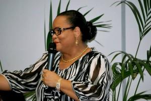Micheline Lezin présidente de l'Aptom