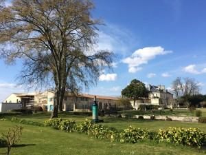 Château Kirwan en Médoc