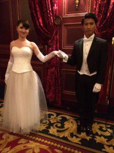 BAL N° 2 jeune couple