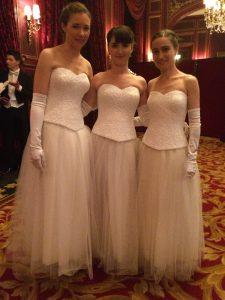 BAL N°5 les trois danseuses