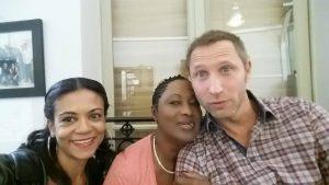 avec Babette de Rozières et Dany Mauro