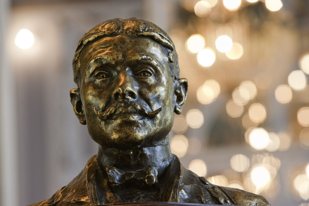 buste Marcel Proust